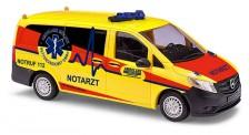 Busch Autos 51115 MB Vito Bus Millich Ambulanz