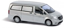 Busch Autos 51130 MB Vito Bestattungsfahrzeug silber