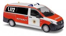 Busch Autos 51134 MB Vito Bus Notarzt FW Dortmund