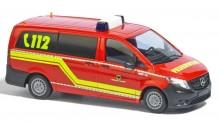 Busch Autos 51146-02 MB Vito Bus FW Dortmund MTF