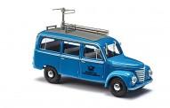Busch Autos 51259 Framo V901/2 Bus Blaue Post