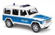 Busch Autos 51461 MB G-Klasse (2008) Polizei Brandenburg