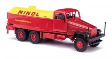 Busch Autos 51553 IFA G5 ´59  Benzintankwg. Minol