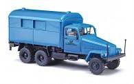 Busch Autos 51572 IFA G5 Koffer Blaue Post