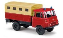 Busch Autos 51653 Robur LO1801A Feuerwehr