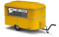Busch Autos 51760 Nagetusch-Anhänger Deutsche Post
