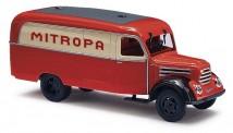Busch Autos 51805 Robur Garant 30k Kastenwagen Mitropa