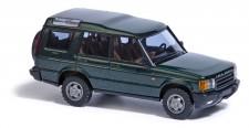Busch Autos 51901 Land Rover Discovery II grün