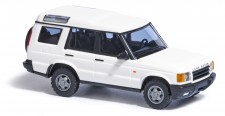Busch Autos 51902 Land Rover Discovery II weiß