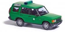 Busch Autos 51912 Land Rover Discovery II Bundespolizei
