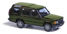 Busch Autos 51931 Land Rover Discovery grün-met.