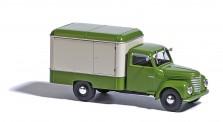 Busch Autos 52000 Framo V901/2 Koffer grün/beige