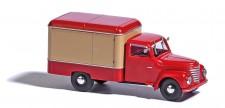 Busch Autos 52002 Framo V901/2 Koffer rot/beige