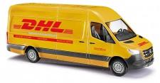 Busch Autos 52605 MB Sprinter Kasten LR DHL
