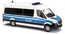 Busch Autos 52606 MB Sprinter´18 HD LR Polizei Hamburg