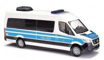 Busch Autos 52610 MB Sprinter (VS30) LR Polizei Berlin