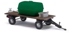Busch Autos 59945 Anhänger mit Wassertank & Wanne