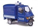 Busch Autos 60053 Piaggio Ape50 Kastenaufbau THW