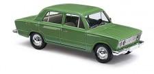 Busch Autos 60200 Bausatz Lada 1600 grün