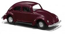 Busch Autos 60201 Bausatz VW Käfer rot