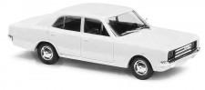 Busch Autos 60213 MiniKit: Opel Rekord C weiß