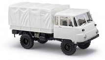 Busch Autos 60250 Bausatz: Robur LO2002 weiß