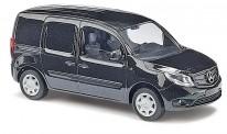 Busch Autos 60251 Bausatz MB Citan Kasten, schwarz