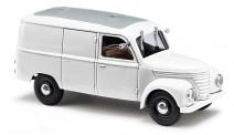 Busch Autos 60253 Bausatz Framo V901/2 Kastenwagen weiß