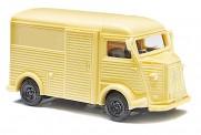 Busch Autos 60256 Bausatz Citroën H Kasten, gelb