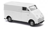 Busch Autos 60258 MiniKit: DKW 3=6 Kasten weiß