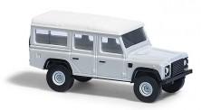 Busch Autos 8370 Land Rover Defender weiß