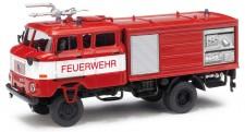 Busch Autos 95242 IFA W50 TLF GMK mit Bauchbinde