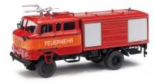 Busch Autos 95253 IFA W50 TLF GMK FW Berlin Weissensee