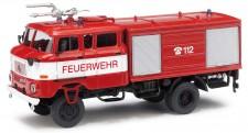 Busch Autos 95266 IFA W50 LA TLF16 GMK FW