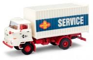 Busch Autos 95531 IFA L60 ETK Fortschritt Service
