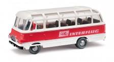 Busch Autos 95702 Robur LO2500 Bus Interflug