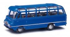 Busch Autos 95719 Robur LO2500 Reisebus blau