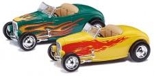 Busch Autos 9838597 Ford Hot Rod farbig sortiert