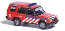 Busch Autos BA519271 Land Rover Discovery Brandweer NL