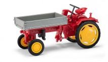Busch Mehlhose 210005000 Traktor RS09 mit Pritsche und Mähbalken