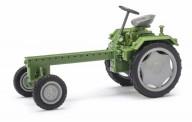 Busch Mehlhose 210005100 RS09 Traktor grün mit grauen Felgen