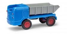 Busch Mehlhose 210006301 Multicar M21 Muldenkipper blau