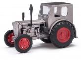 Busch Mehlhose 210006404 Traktor Pionier grau mit roten Felgen