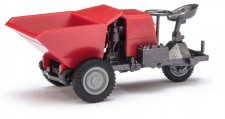 Busch Mehlhose 210006601 Dumper Picco 1 rot mit grauen Felgen