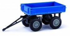 Busch Mehlhose 210009502 Anhänger für E-Karre blau