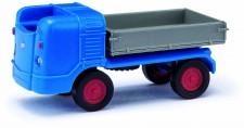 Busch Mehlhose 210009602 Multicar M21 Dreiseitenkipper blau