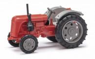 Busch Mehlhose 210010116 Famulus Traktor rot/grau grauen Felgen