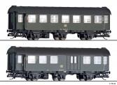 Tillig 01051 DB Personenwagen-Paar 2-tlg Ep.4