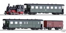 Tillig 01172 DR Personenzug-Set 4-tlg. Ep.3