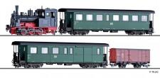Tillig 01173 DR Personenzug-Set 4-tlg. Ep.3